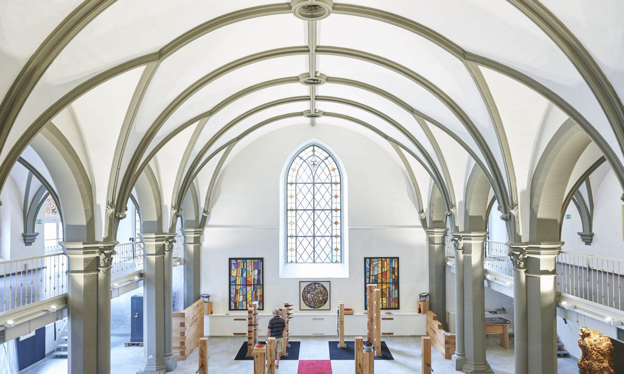 St. Johann, in Konstanz am Bodensee